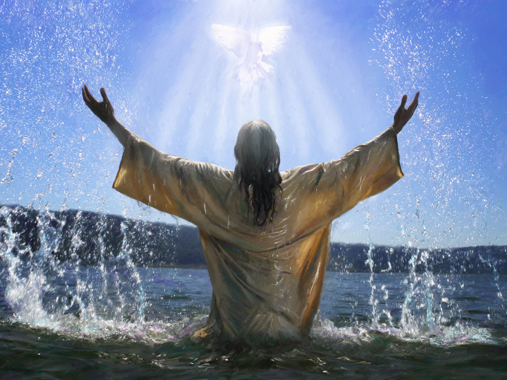 from John's Gospel – The Significance of Jesus' Baptism
